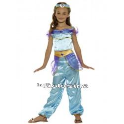 Disfraz Jasmine, Princesa Arabe