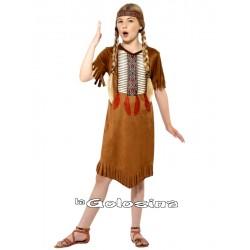 Disfraz Niña: India