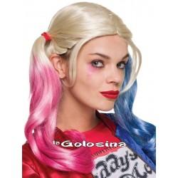 Peluca Harley Quin