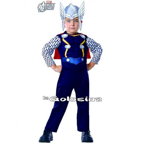 Disfraz Niño: Thor Deluxe - LICENCIA
