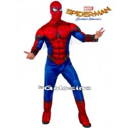 Disfraz Spiderman Deluxe - LICENCIA