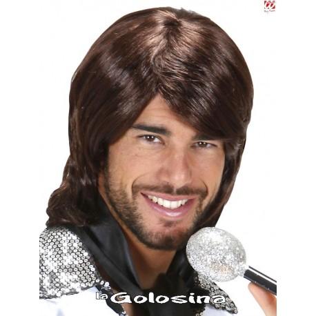 Peluca 70s Pop Star Benny