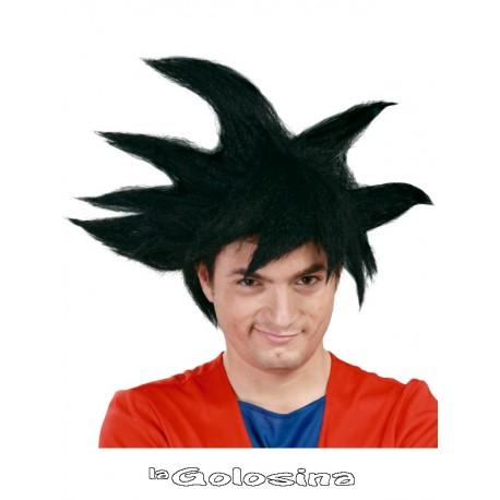 Peluca Goku - Guerrero
