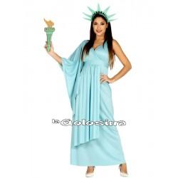 Disfraz Estatua de la Libertad