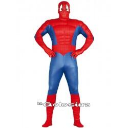 Disfraz Spider (Hombre araña)