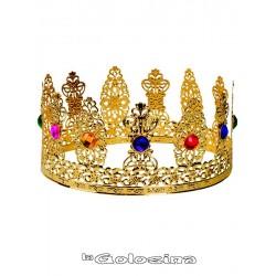 Corona Dorada Metal nº 4