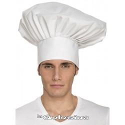Gorro Cocinero Blanco