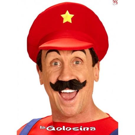 Gorro Super Fontanero (Plumber - Mario)