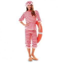 Disfraz Mujer Bañista