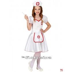 Disfraz Niña: Enfermera.