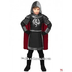 Disfraz Niño: Caballero, medieval. 3