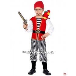 Disfraz Niño: Pirata. 4