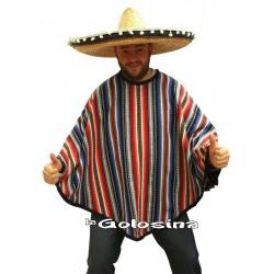 Poncho mexicano