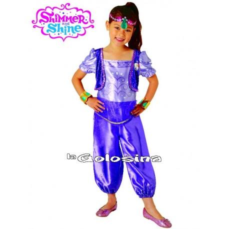 Disfraz Niña: Shimmer - LICENCIA.