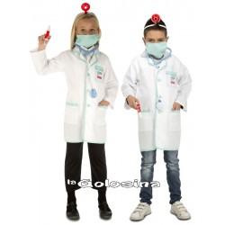 Disfraz Niñ@: Doctor, doctora, medico, medica.
