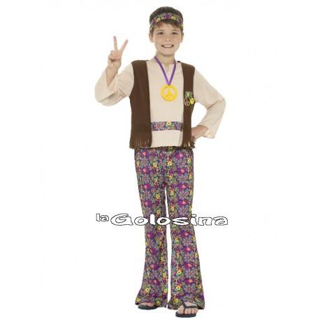 Disfraz Niño: Hippie. 2