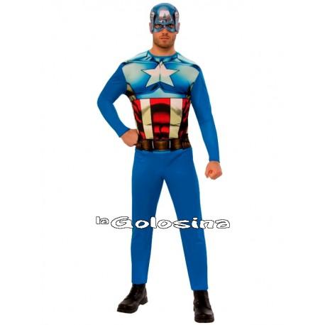 Disfraz Capitan America.