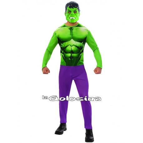 Disfraz Hulk - LICENCIA.