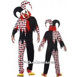 Disfraz Payaso Asesino, clown.
