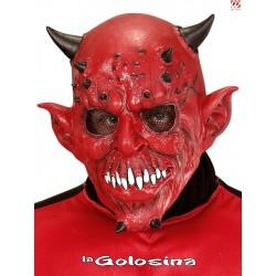 Careta demonio, diablo.