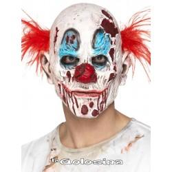 Mascara Payaso Zombie.