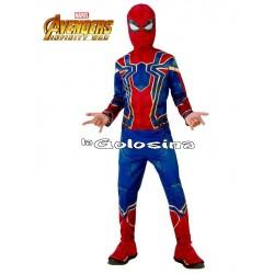 Disfraz Niño: Spiderman (LICENCIA). 4