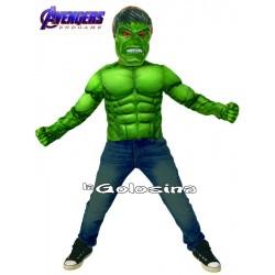 Disfraz Niño: Hulk (LICENCIA).