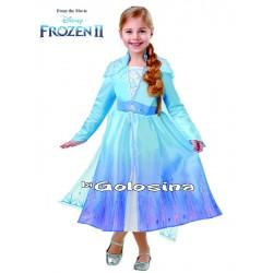 Disfraz Niño: Elsa - Frozen (LICENCIA).