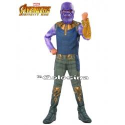 Disfraz Niño: Thanos (LICENCIA).