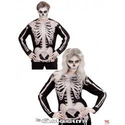 Camisa Esqueleto.