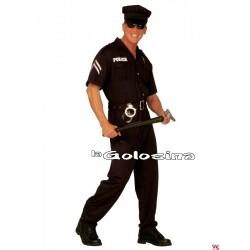 Disfraz Ad. Policia.