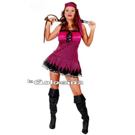 Disfraz Ad. Pirata chica