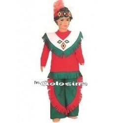 Disfraz Niño: Indio *.