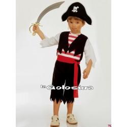 Disfraz Inf. Nino Pirata