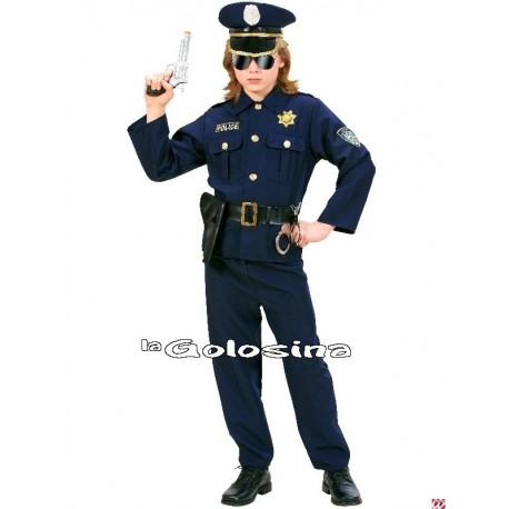 Disfraz Inf. Nino Policia