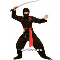 Disfraz Inf. Nino Super Ninja