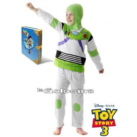 Disfraz Inf. Nino Buzz Lightyear Pijama DISNEY