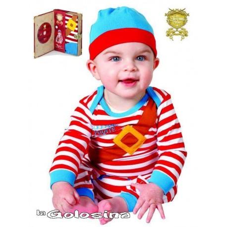 Disfraz Inf. Nino Pirata baby Pijama DISNEY