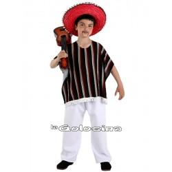 Disfraz Inf. Nino Mexicano