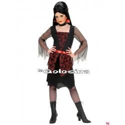 Disfraz Inf. Nina VAMPIRA