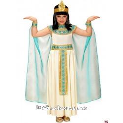 Disfraz Inf. Nina Cleopatra egipcia