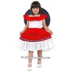 Disfraz Inf. Nina Mexicana