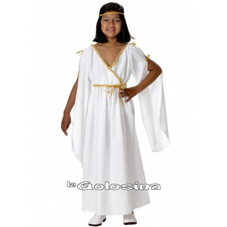 Disfraz Inf. Nina Romana griega