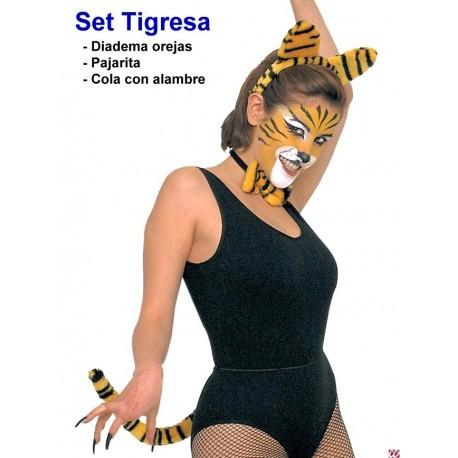 Set de tigresa