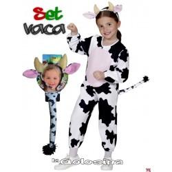 Diadema y cola de Vaca