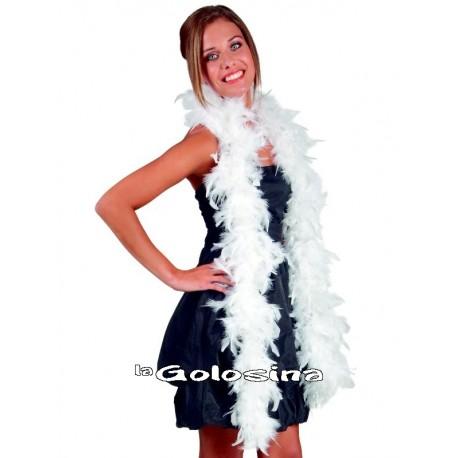 Boa de plumas larga de 50 gr